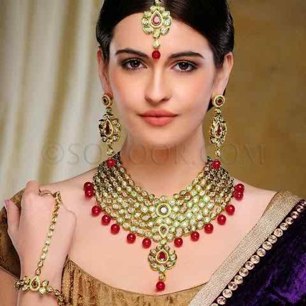 Indian Jewellery Designs 2015 For Girls 013