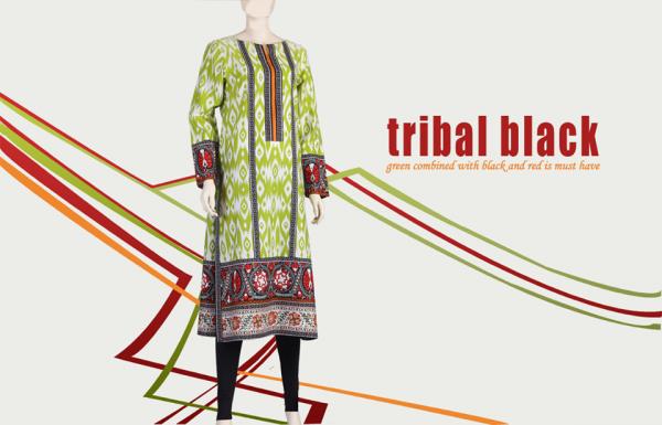 Junaid Jamshed Kurti Collection 2015 For Women