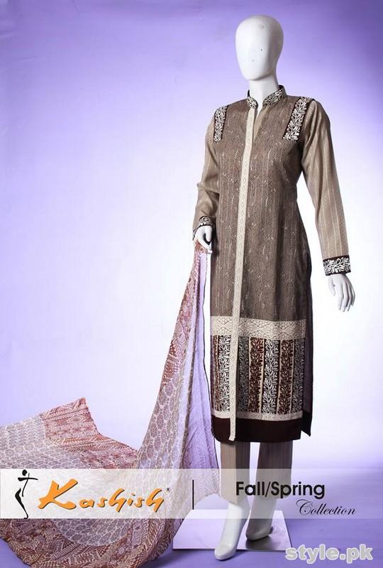 Kashish Fall Spring Dresses 2015 For Women 1