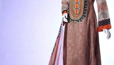 Kashish Fall Spring Dresses 2015 For Women 4
