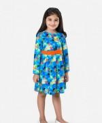 Khaadi Casual Dresses 2015 For Kids 2