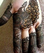 Latest Mehndi Designs - New Mehndi Designs 2015 0017