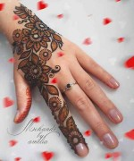 Latest Mehndi Designs - New Mehndi Designs 2015 002