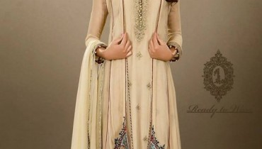 Mehdi Wedding Wear Dresses 2015 For Women 4