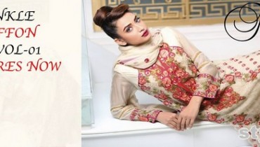 Motifz Crinkle Chiffon Collection 2015 Volume 1 1