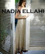 Nadia Ellahi Bridal Wear Dresses 2015 For Girls 4