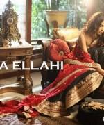 Nadia Ellahi Bridal Wear Dresses 2015 For Girls 8