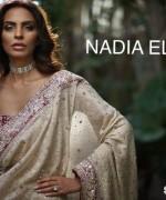 Nadia Ellahi Bridal Wear Dresses 2015 For Girls 9