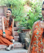 Nadia Farooqui Party Dresses 2015 For Girls 1