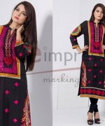 Needle Impressions Winter Dresses 2015 For Girls 2