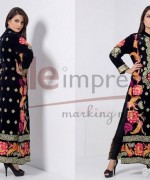 Needle Impressions Winter Dresses 2015 For Girls 6