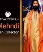 New Mehndi Dresses 2015 For Men 001