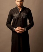 New Mehndi Dresses 2015 For Men 0012