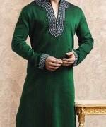 New Mehndi Dresses 2015 For Men 0014