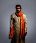 New Mehndi Dresses 2015 For Men 0015