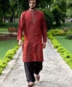 New Mehndi Dresses 2015 For Men 0017