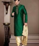 New Mehndi Dresses 2015 For Men 003