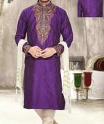 New Mehndi Dresses 2015 For Men 009