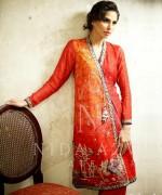 Nida Azwer Formal Wear Dresses 2015 For Girls 2