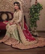 Pakistani Baraat Dresses 2015 For Girls 0011
