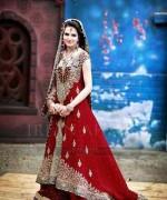 Pakistani Baraat Dresses 2015 For Girls 0013