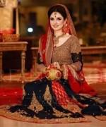 Pakistani Baraat Dresses 2015 For Girls 0014