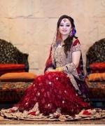 Pakistani Baraat Dresses 2015 For Girls 0015