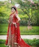 Pakistani Baraat Dresses 2015 For Girls 0017