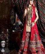Pakistani Baraat Dresses 2015 For Girls 0018