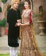 Pakistani Baraat Dresses 2015 For Girls 007