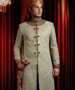 Pakistani Baraat Dresses For Boys 2015 0010