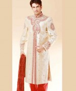 Pakistani Baraat Dresses For Boys 2015 0011