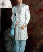Pakistani Baraat Dresses For Boys 2015 0012