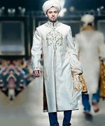 Pakistani Baraat Dresses For Boys 2015 0014