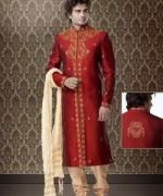Pakistani Baraat Dresses For Boys 2015 0016
