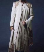 Pakistani Baraat Dresses For Boys 2015 006