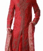 Pakistani Baraat Dresses For Boys 2015 007