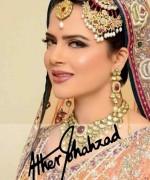 Pakistani Bridal Makeup Pictures 0010