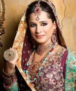 Pakistani Bridal Makeup Pictures 0011