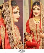 Pakistani Bridal Makeup Pictures 0015