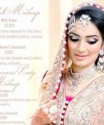 Pakistani Bridal Makeup Pictures 005