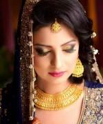 Pakistani Bridal Makeup Pictures 008