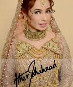 Pakistani Bridal Makeup Pictures 009