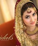 Pakistani Bridal Makeup Pictures 012