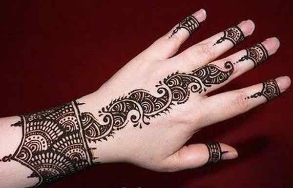 Pakistani Mehndi Designs – Mehndi Design Pics 0019