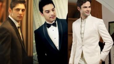 Pakistani Walima Dresses For Boys 2015 008