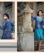 Shariq Textiles Sahil Kurti Collection 2015 For Women 0012
