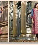 Shariq Textiles Sahil Kurti Collection 2015 For Women 0014