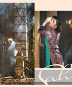 Shariq Textiles Sahil Kurti Collection 2015 For Women 0016
