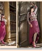 Shariq Textiles Sahil Kurti Collection 2015 For Women 004